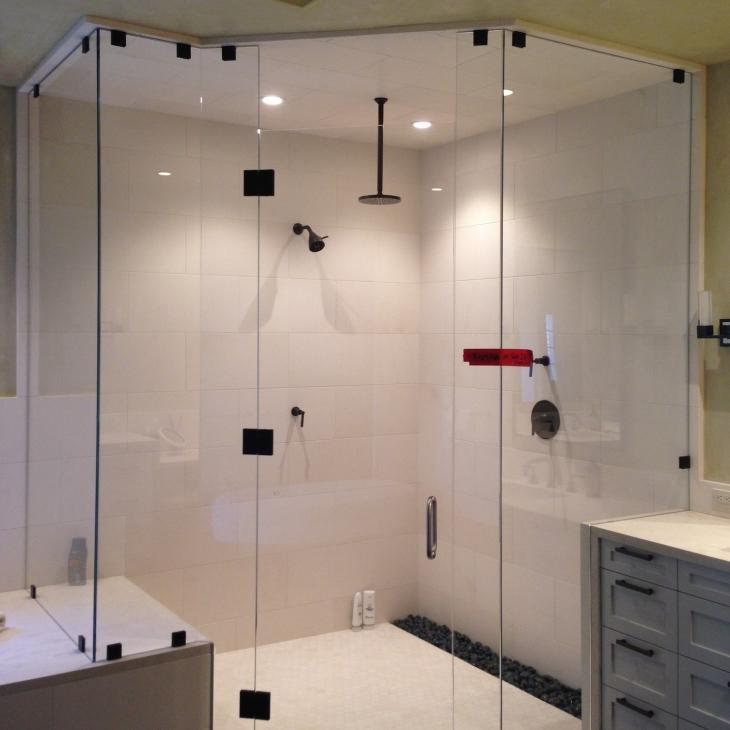 Top 3 Criteria for Choosing Glass Shower Doors
